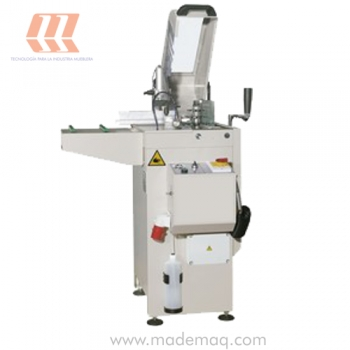 Retesteadora modelo Phobos 90° marca ABCD Machinery
