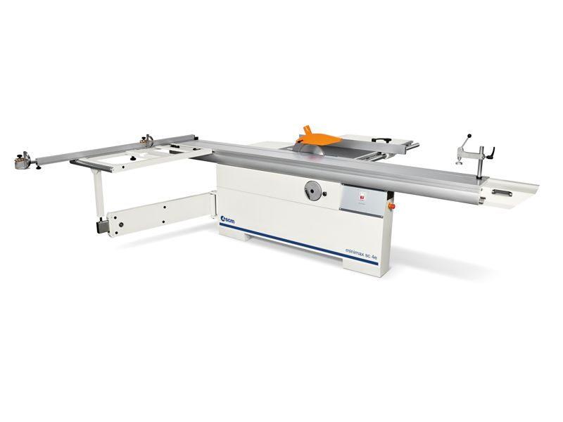 Minimax Sc 4 sierra escuadradora