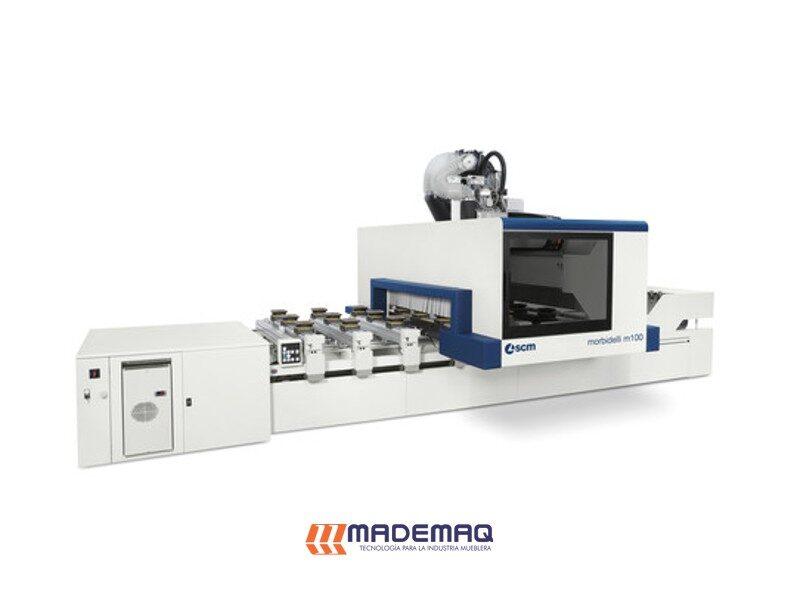 Morbidelli M100 centro de trabajo cnc