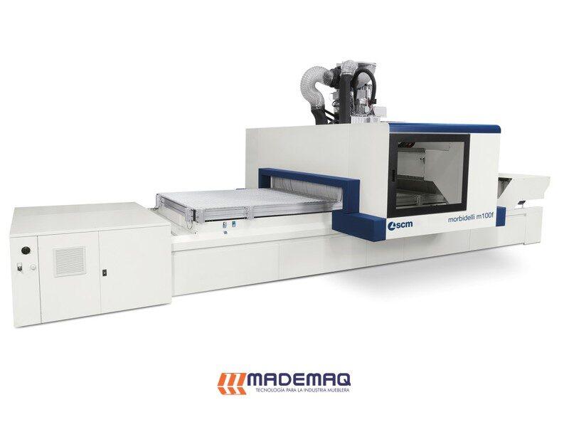 Morbidelli M100 F centro de trabajo cnc